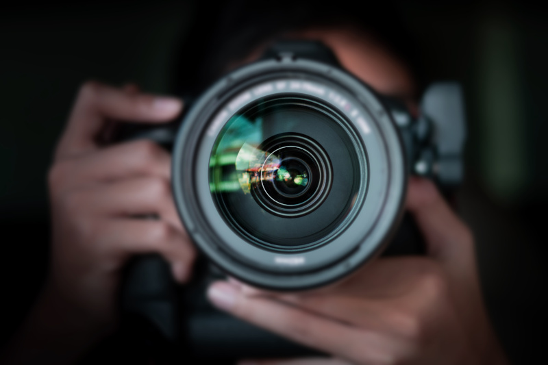 Photographer's point of view
