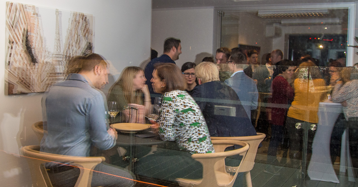 Smint.io Office Opening Party