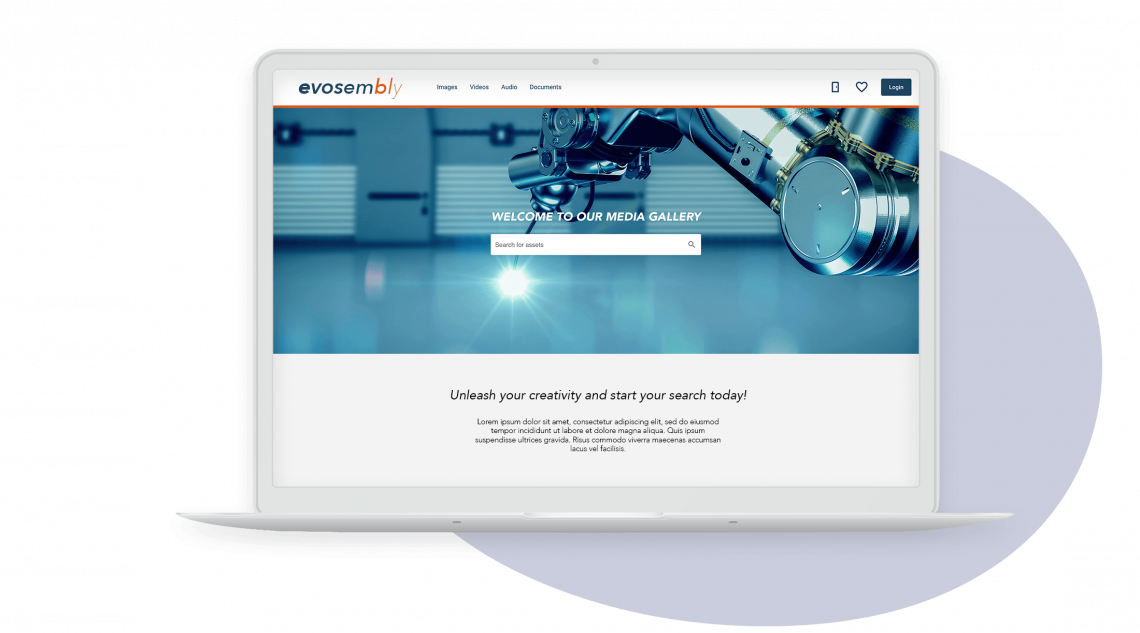 Users will enjoy exploring your new content portal