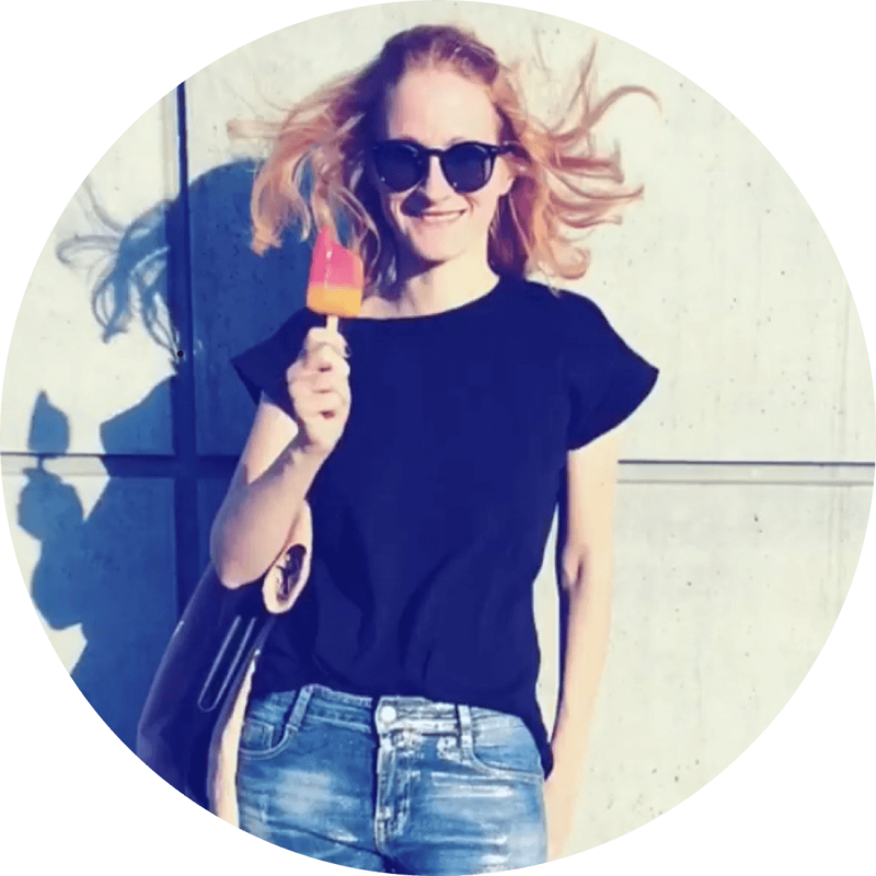 Helene loves ice cream