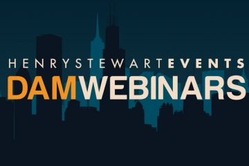 Henry Stewart DAM Webinars