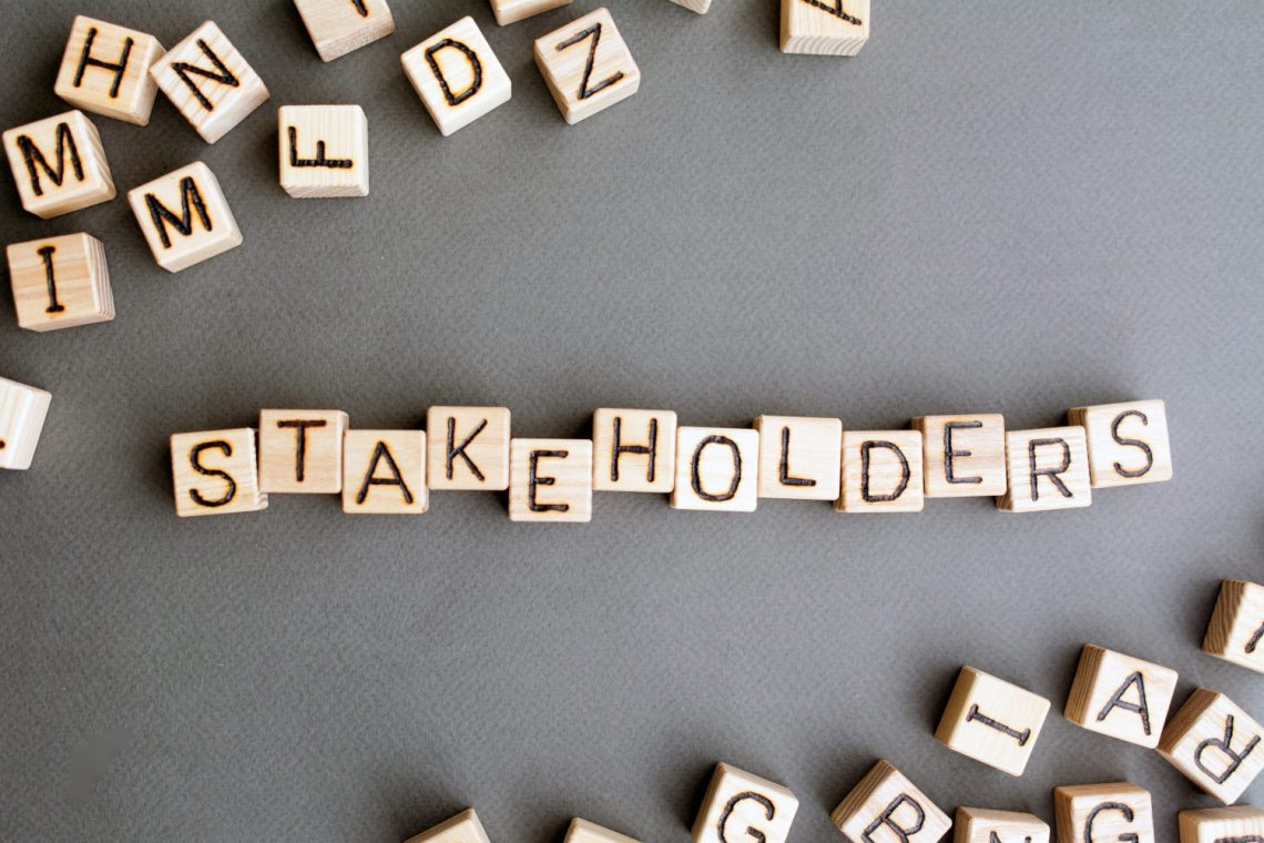 Stakeholders play a significant role in the brand-building process